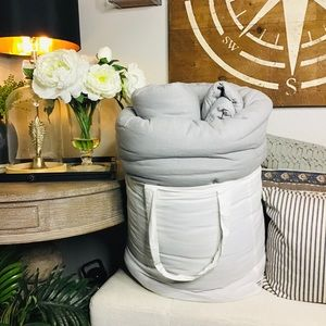 Hearth And Hand Gray comforter set